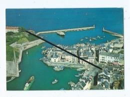 CPM - Belle Ile En Mer - Le Palais - Le Port Et Vue D'ensemble  (  Belle Isle En Mer ) - Belle Ile En Mer