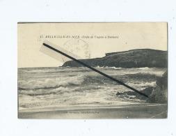 CPA -  Belle Isle En Mer - Etude De Vagues à Donnant  (  Belle Ile En Mer ) - Belle Ile En Mer