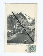 CPA -  Roubaix - Cavalcade Du 31 Mai 1903 - Le Char De L'Automobile Club Et Du Nord Touriste - Roubaix