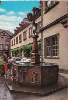 Germany Koblenz Schengelbrunnen