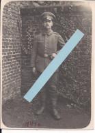 Wambrechies Nord IR 134 1915 Tranchée Poilus 1carte Photo   1914-1918 14-18 Ww1 Wk1 - War, Military