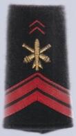 Epaulette Artillerie - Heer