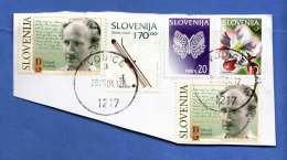 Slowenien 2004 ...,  Gestempelt - Slowenien