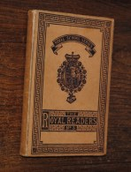 1900s ROYAL READERS Nº 3 ENGRAVINGS Royal School Series Rare L'ÉCOLE DE LA SÉRIE - Educación