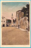 TREBINJE -  Old Mosque  ( Bosnia And Herzegovina ) * Travelled 1929. * Islam Religion Mosque Mosquée Mosques Moschee AK - Islam