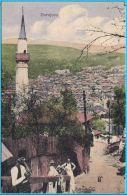 SARAJEVO ( Bosnia And Herzegovina ) * Travelled 1912.* Islam Religion Mosque Mosquée Mosques Moschee Mezquita Moschea AK - Islam