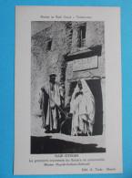 17 : SAINT-JEAN D'ANGELY : MISSION AUDOUIN-DUBREUIL à TOMBOUCTOU , C.P.A. , Carte En Trés Bon état ,animée - Saint-Jean-d'Angely