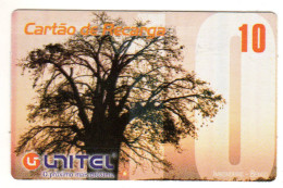 ANGOLA PREPAYEE UNITEL Année 2006