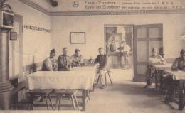 Camp D ELSENBORN CENTRES DE RECREATION AU FRONT BELGE Cantine Voir Verso - Bullange - Buellingen