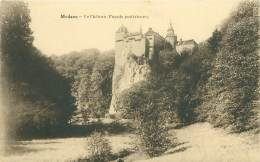 MODAVE - Le Château (Façade Postérieure) - Modave