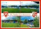 1) AK Rheinpark-Stadion Postkarte Stadium Postcard FC Vaduz Liechtenstein Terrain Sports Ground Stade Stadio Estadio - Fussball