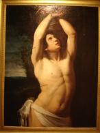 S.SEBASTIANO Martire - Domenico Fiasella Detto Sarzana ? - Pinacoteca In S.Giulia BRESCIA - Fotografia - Religion & Esotericism