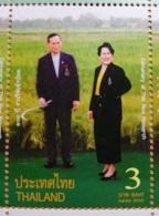 Thailand Stamp 2016 100 Yearsof Thai Rice Research MNH - Thailand