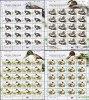2006 SHEETLET Wild Duck Water Bird Itik Liar Malaysia Stamp MNH - Malaysia (1964-...)