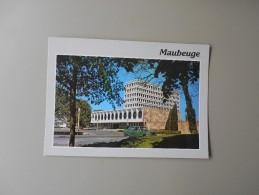 NORD MAUBEUGE HOTEL DE VILLE - Maubeuge