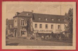 DAUN : Hotel Eifeler Hof ( Eifel ) 2 Scans - Daun