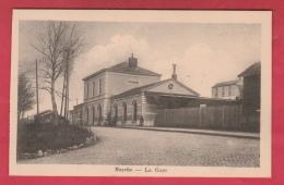 Marche-en-Famenne - La Gare ( Voir Verso ) - Marche-en-Famenne