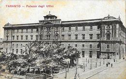 Tarente (Taranto) - Palazzo Degli Uffici - Ufficio Revisione Stampa - Taranto