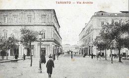 Tarente (Taranto) - Via Archita - Ufficio Revisione Stampa - Carte Non Circulée - Taranto