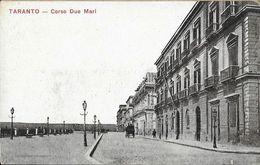 Tarente (Taranto) - Corso Due Mari - Ufficio Revisione Stampa - Carte Non Circulée - Taranto