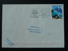 62 Pas De Calais Bapaume Légion D'Honneur 2002 - Flamme Sur Lettre Postmark On Cover - Napoléon