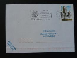 62 Pas De Calais Bethune Bicentenaire Légion D'Honneur 2002 - Flamme Sur Lettre Postmark On Cover - Napoléon