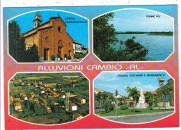 ALESSANDRIA - ALLUVIONI CAMBIO' - Alessandria