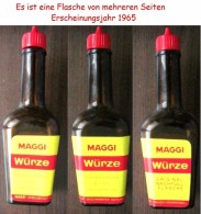 Yourintintin92  - 2 X Maggi -  Flasche 125 G -  1965 / 1980  - Nestle - Bottles - Bouteille  - Würze - Other Collections