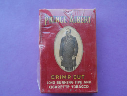 COLLECTION  Paquet De Tabac PRINCE ALBERT WWII 39 45 - Altri