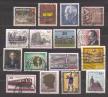 6561- Berlin , Germany , Deutschland , Lot Of Stamps – Good Catalogue Value - Berlin (West)