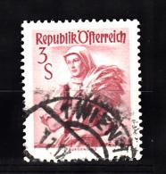 Oostenrijk 1949 Mi Nr 922 - 1945-.... 2de Republiek