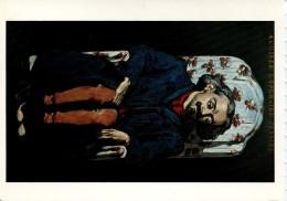 V51 / NEUVE CP PAUL CEZANNE ACHILLE EMPERAIRE VOIR DOS - Altre Illustrazioni