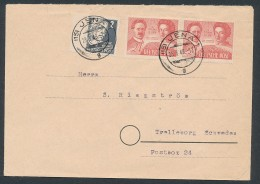 SBZ-Beleg >Schweden    (g2022   )  Siehe Bild - Zone Soviétique