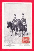Cirque-86A76  Souvenir Du Royaume De Lilliput, Les Frères BENGALIS, Cpa - Circus