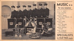 "04801 ""BASSO'S GERMAN BAND-L.CORGIAT-J.BERTINO-F.PEILA-M.BERUTTI-T.FASSERO-J.BASSO"" SPECIALISTS IN OLD TIME MUSIC - Foto"
