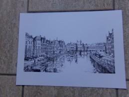 Gent  Door C. Christiaen 1984 - Drawings