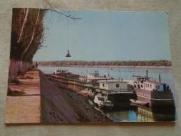 D139225   Bulgaria   -  Silistra  Le Port  - Hafen - Bulgarie