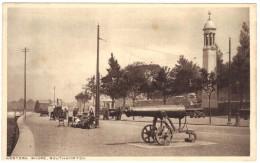 Western Shore, Southampton - Canon Mayflower Memorial - Unused C1920 - Southampton