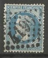 France - Obl. GC4199 VIENNE Sur Timbre Napoleon III Et/ou Cérès - N°29 - Marcophilie (Timbres Détachés)