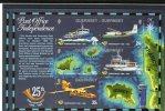 GUERNESEY BF 30 ** -  INDEPENDANCE POSTALE (bateaux- Avion) Cote 7 € - Flugzeuge