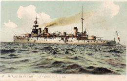 """Marine De Guerre - Le """"DEMOCRATIE""""    (89316) - Oorlog"""