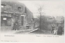 CPA:  RODEMACHERN Près De THIONVILLE (Dpt.57):    Cour D' Honneur Du Château.        (A+ 4712) - Thionville