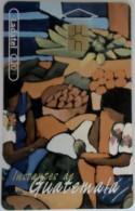 GUATEMALA - Painting 4 , Telgua-118, Used - Guatemala