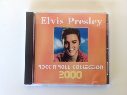 """ELVIS PRESLEY """"rock'n'roll Collection 2000"""" CD RUSSIAN ONLY Press - Rock"""