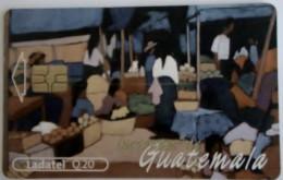 GUATEMALA - Painting 6 , Telgua-120, Used - Guatemala