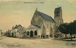 45 - OUTARVILLE - Eglise - Francia