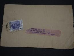 ROUMANIE - Bande Journal Pour La France - A Voir - L 1493 - Poststempel (Marcophilie)