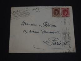 EGYPTE - Enveloppe  Pour Paris En 1926 - A Voir - L 1496 - Egypt