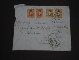 EGYPTE - Enveloppe  Pour Sétif En 1927 - A Voir - L 1497 - Egypt