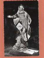 - Sainte Anne D'Entrevaux - Exposé A Paris  Sculpture (Entrevaux) Jean Salvadé  CPSM Dentellée  P F - Sculture